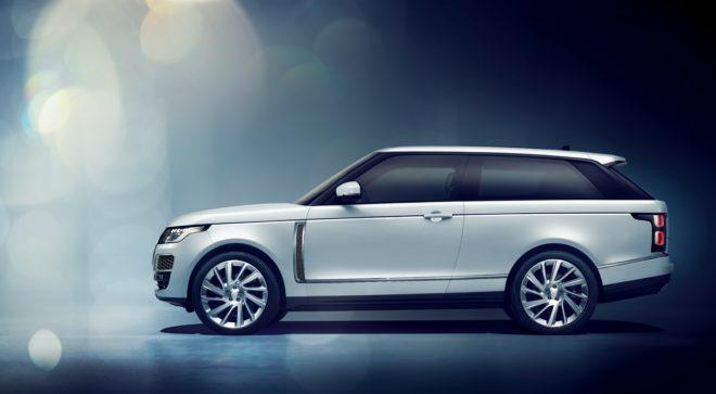 Range Rover Lease