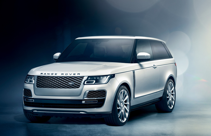 Lease a Range Rover