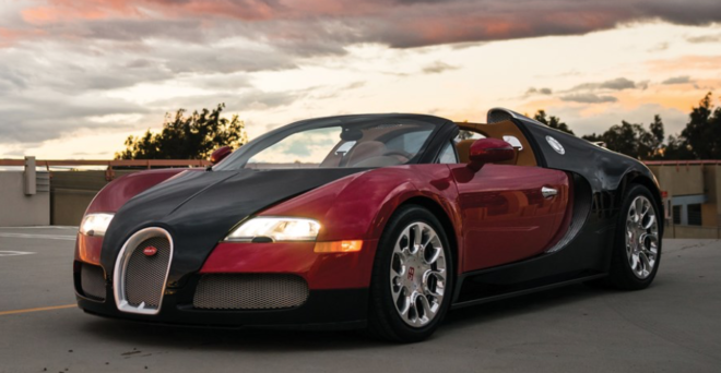 Lease a Bugatti