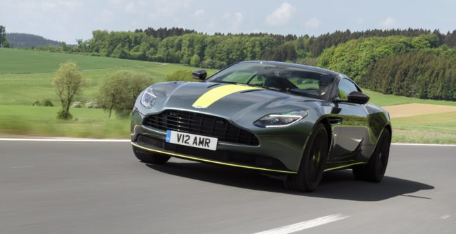 Lease an Aston Martin