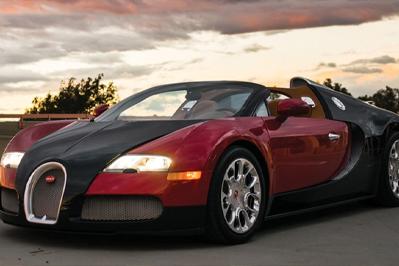 Mm Bugattiveyrongrandsport