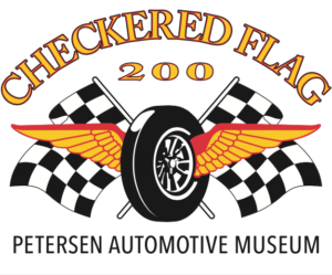 Peterson Museum Checkered Flag 200