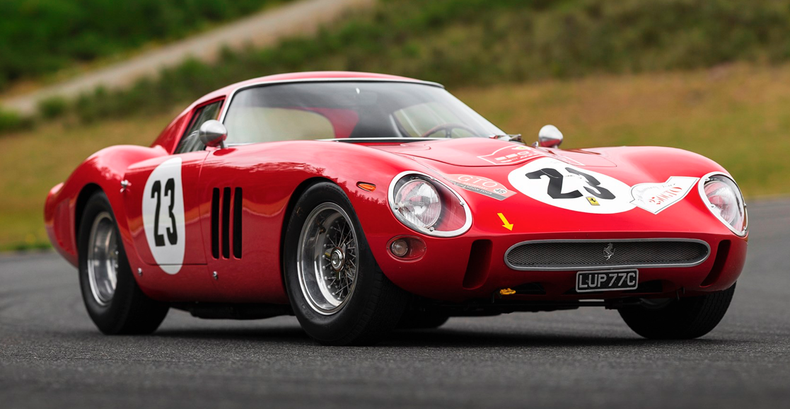 Vintage Corner 1962 Ferrari 250 Gto Premier Financial