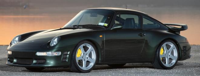 Lease a RUF 993 Turbo