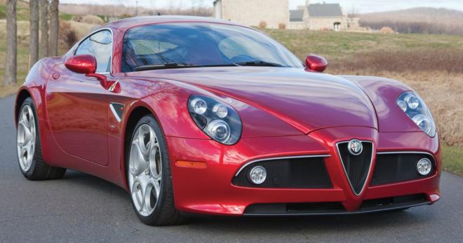 Lease an Alfa Romeo