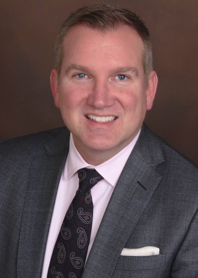 Ross Dressel, Midwest Sales Manager