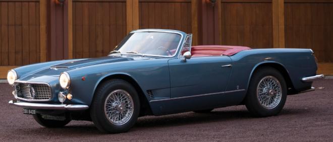 Lease a Maserati 3500