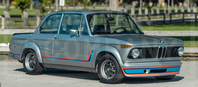 Lease a BMW 2002 Turbo