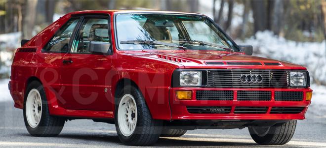 Lease an Audi Sport Quattro