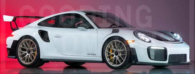 Lease a Porsche 911 GT2
