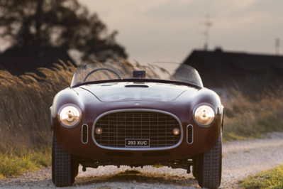 Cars To Watch Bonham's Scottsdale 2017