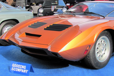Cars To Watch Gooding & Company Scottsdale 2018