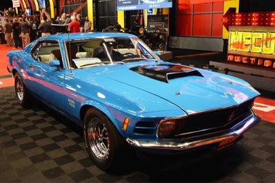 Cars To Watch Mecum Monterey 2018