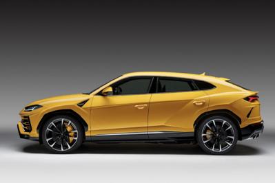Lamborghini Urus Selling Quickly