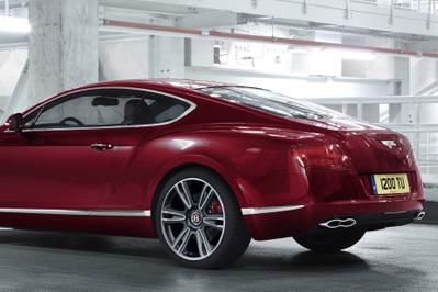 Mp Bentleyunveilstwonewcontinentalv8modelsindetroit