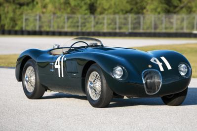 Model Masterpiece 1952 Jaguar C Type
