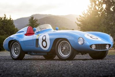 Model Masterpiece 1955 Ferrari Mondial