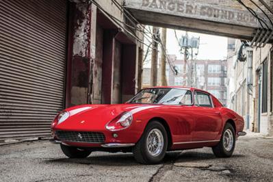 Model Masterpiece Ferrari 275 Gtb
