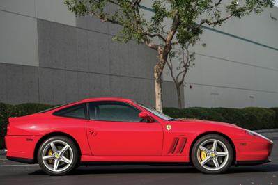 Model Masterpiece Ferrari 575m Maranello