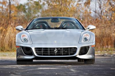 Model Masterpiece Ferrari 599 Sa Aperta