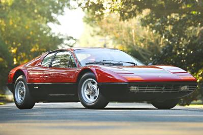 Model Masterpiece Ferrari Berlinetta Boxer