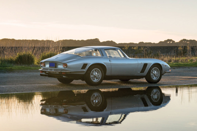 Model Masterpiece Iso Grifo