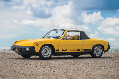 Model Masterpiece Porsche 914