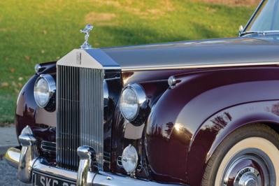 Model Masterpiece Rolls Royce Silver Cloud