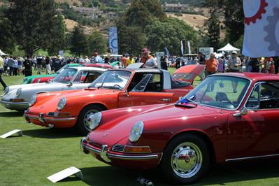 Monterey Porsche Werks Reunion 2018