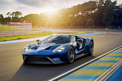 New Model Perspective 2017 Ford Gt