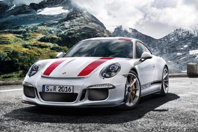 Newmp Porsche911r