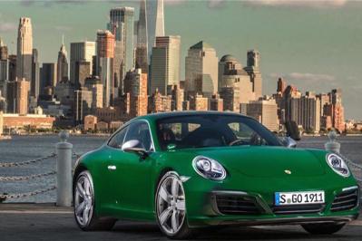 Porsche's Millionth 911 Is Museum Bound