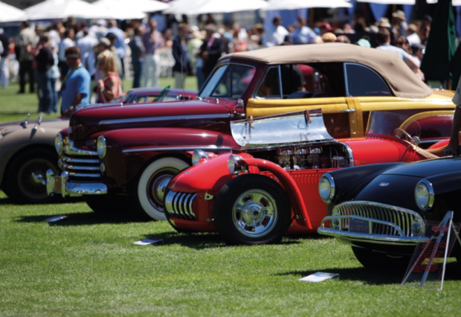 Vintage Car Lease