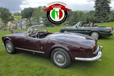 The 2016 Cortile Italian Car Show