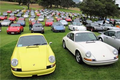The Porsche Werks Reunion 2017