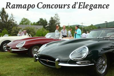 The Ramapo Concours D'elegance