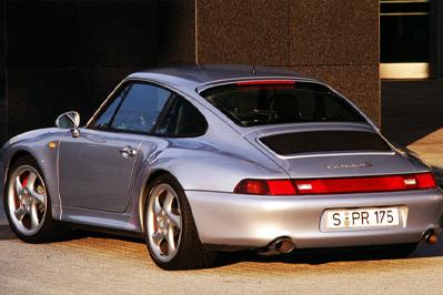 Thelastair Cooledeleven Porsche993