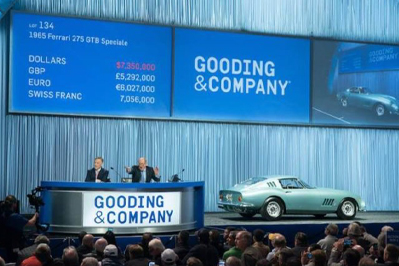 Top 10 Sales At Scottsdale Auctions 2018