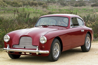 Vintage Corner Aston Martin Db2 And Db24