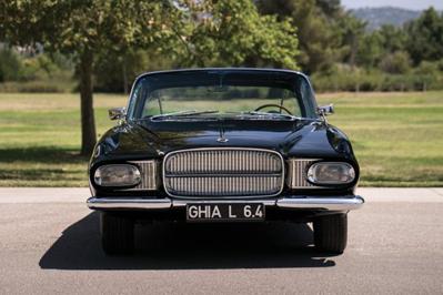 Vintage Corner Ghia L 6.4