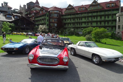 Oads & Rallies Driving In The New England 1000