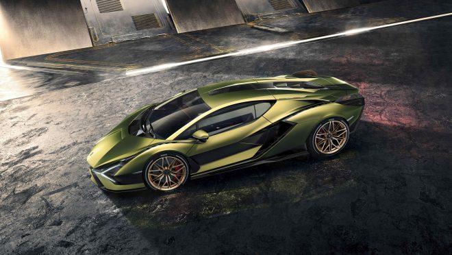 Lamborghini Lease