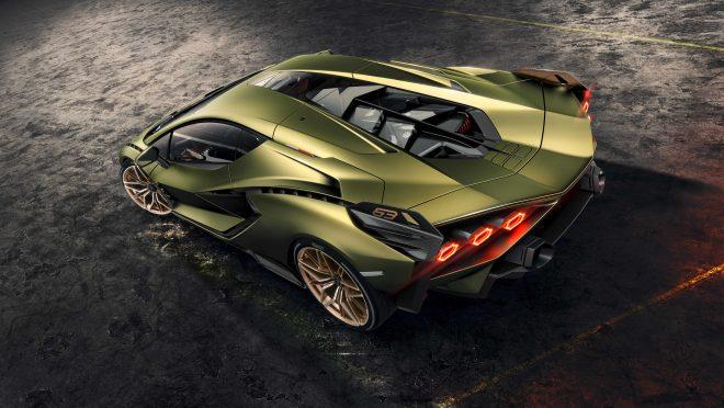 New Lamborghini