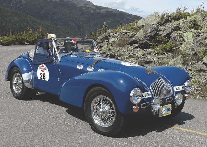 Vintage Car Leasing