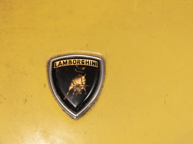 Leasing a Lamborghini