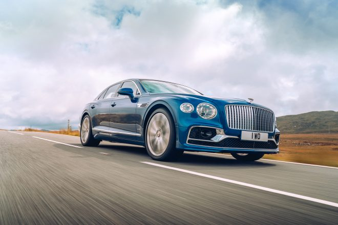 Bentley Lease