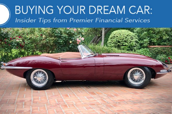 Buying Your Dream Car