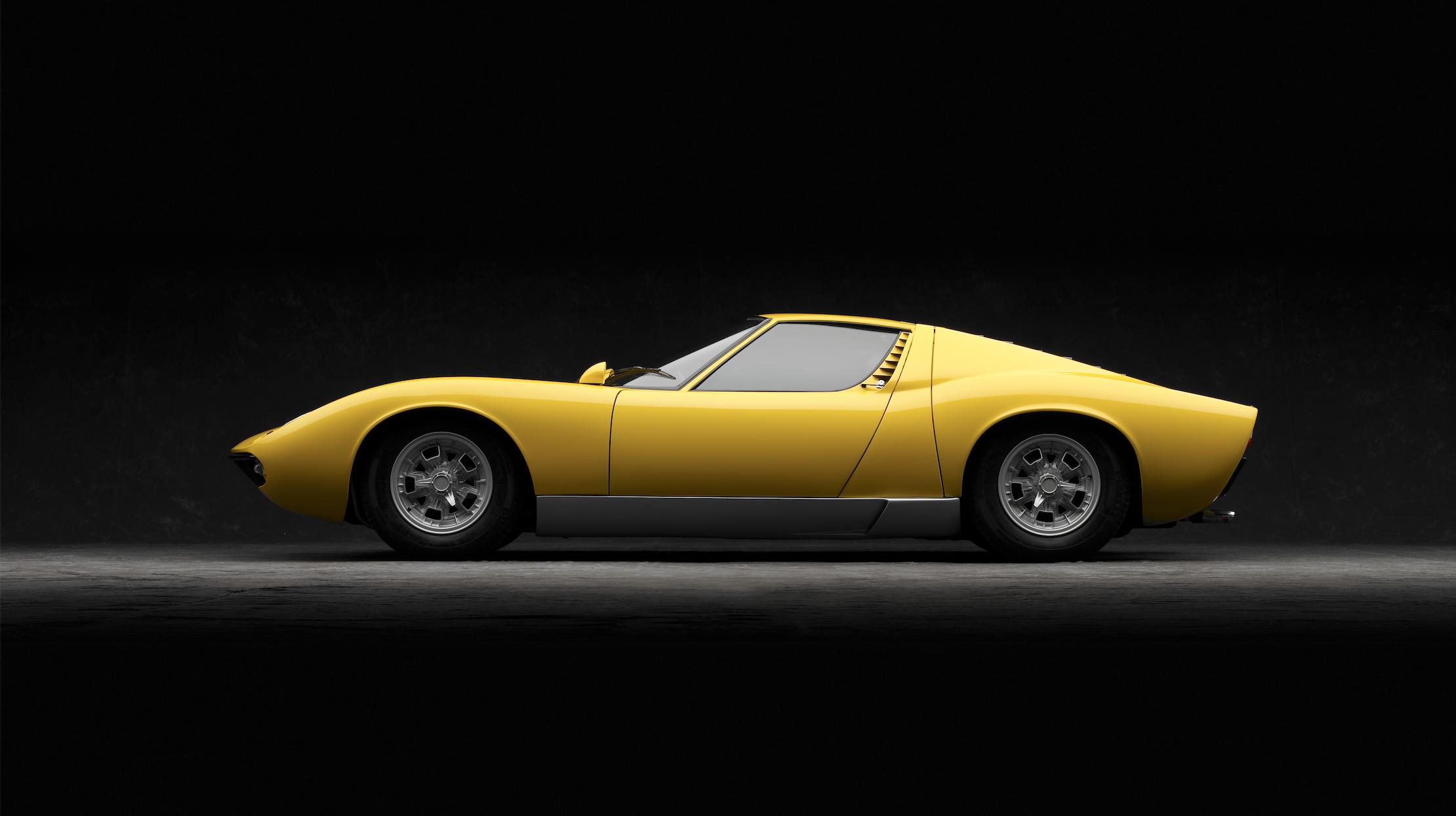 1968 Lamborghini P400 Miura Furman1