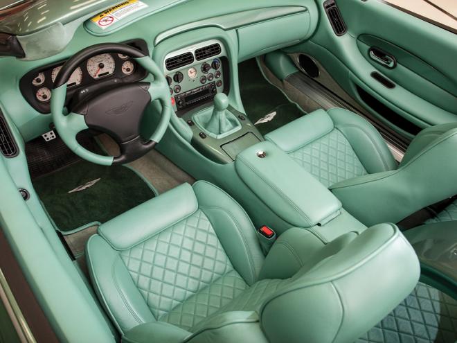Lease an Aston Martin