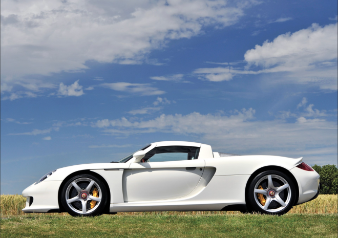 Finance a Porsche